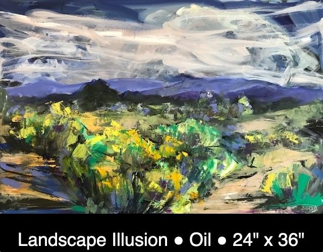 Landscape Illusion 2 24%22 x 36%22 IMG_5513